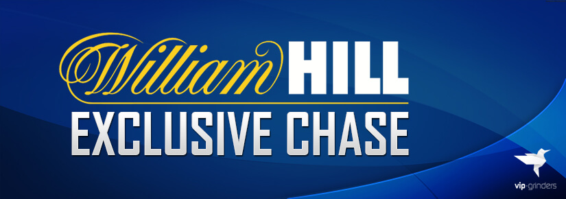 Exclusive William Hill Chase