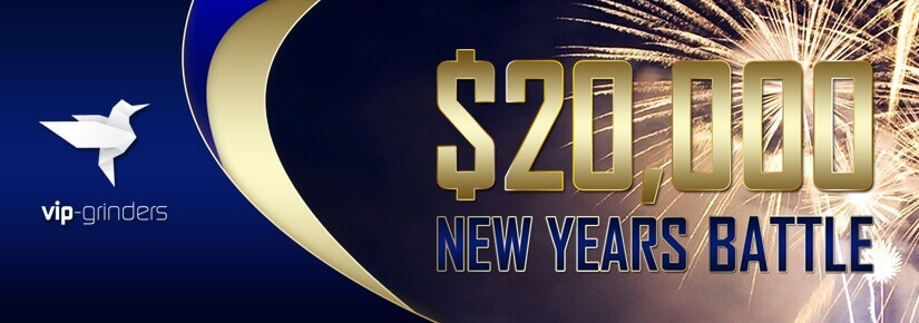 $20,000 New Year's Battle