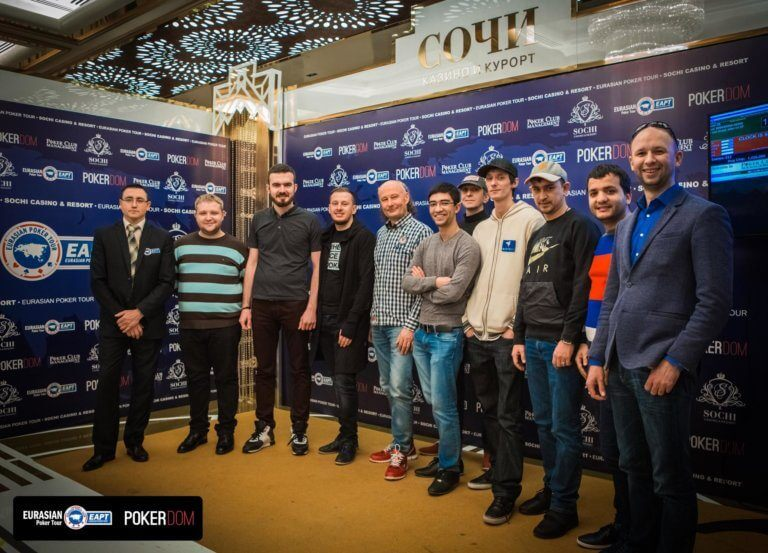 Eurasian Poker Tour Sochi Live Sponsorship Review