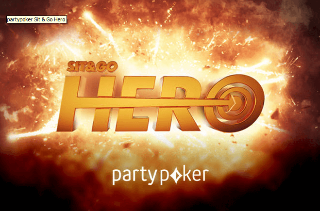 Partypoker launches  Sit & Go Hero Special Edition