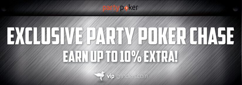Exclusive Partypoker Chase