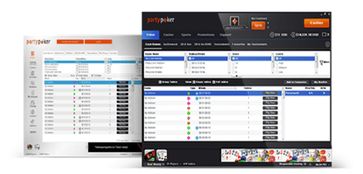 New Partypoker software update with amazing features to be released tomorrow!