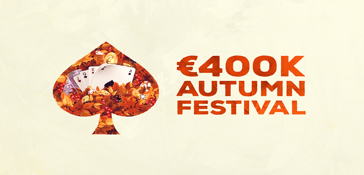 €400,000 Autumn Festival at iPoker