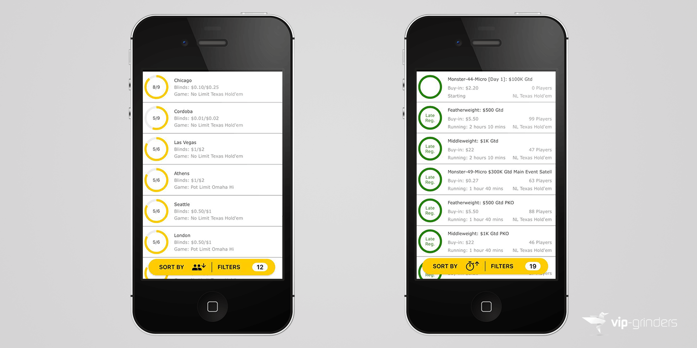 Bwin Mobile Poker App - Conducted by VIP-Grinders com