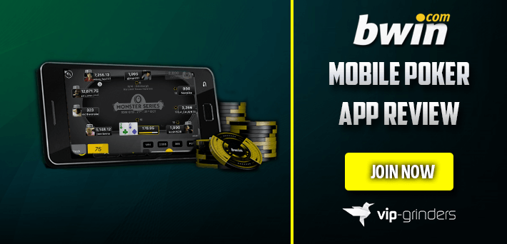 Bwin mobile poker apps