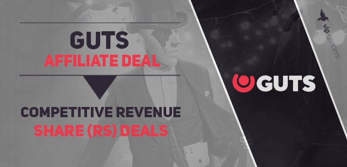 Guts Affiliate Deal - Become a Guts Affiliate Today!
