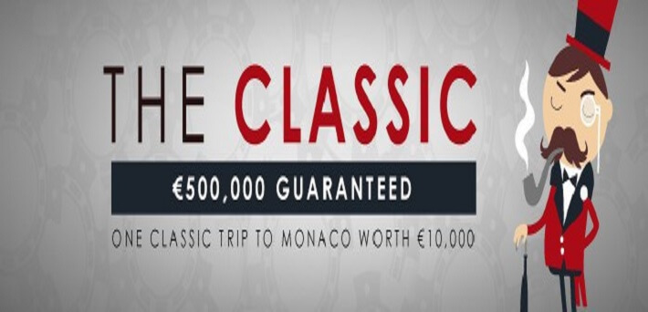 €500,000 GTD at the Classic at MPN