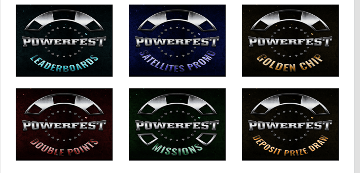 More than $300,000 in Partypoker Powerfest Promotions