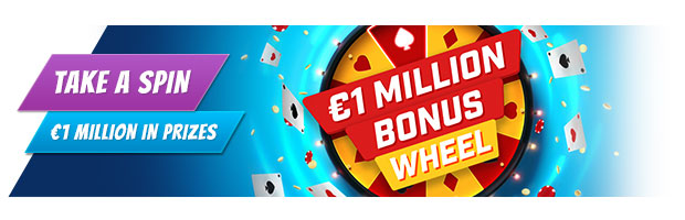 William Hill Poker Bonus Wheel