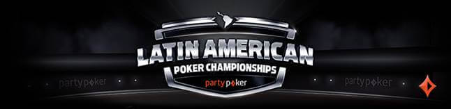 Partypoker LIVE to host debut Latin America Poker Championships