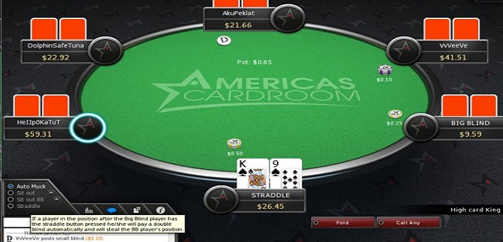 est Poker Sites for CAP games and good Rakeback