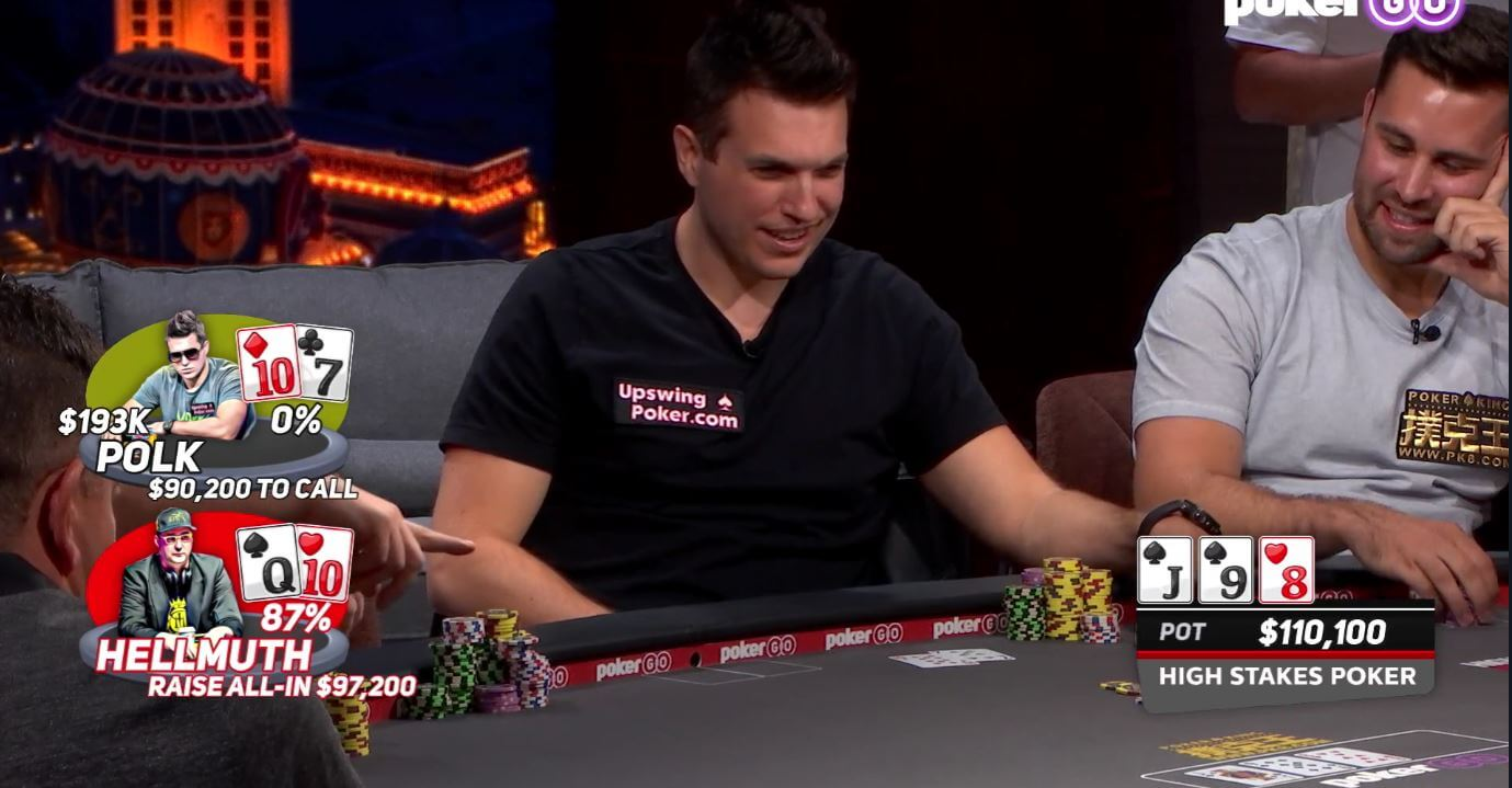 The Best Hands of High Stakes Poker Season 8 Episode 12 – Doug Polk makes the Fold of the Year vs. Phil Hellmuth