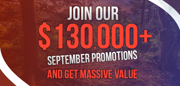More than $130,000 in VIP-Grinders Promotions September!