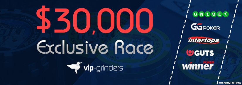 $30,000 Exclusive Race September