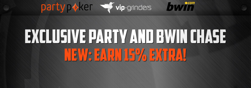 partypoker & bwin chase