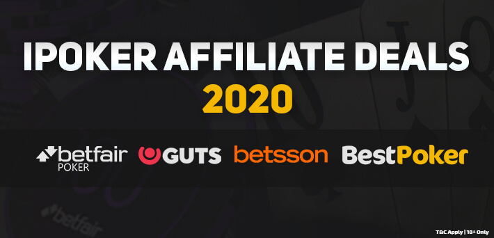 iPoker Affiliate Deals 2020 - Become an iPoker Affiliate Today!