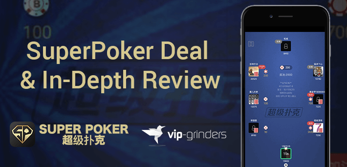 Superpoker Deal and in-depth SuperPoker App Review