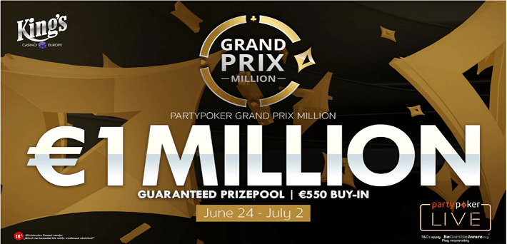 €1-Million-GTD-at-the-Premiere-of-the-€550-Partypoker-Grand-Prix-Million-at-King's-Casino
