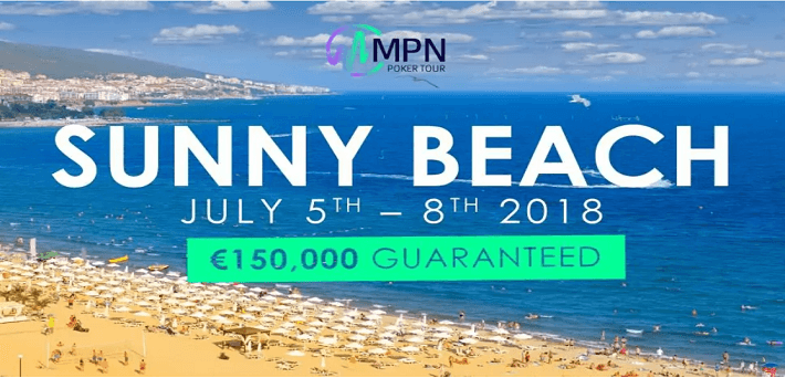 Qualify now for the MPN Poker Tour in beautiful Sunny Beach Bulgaria!