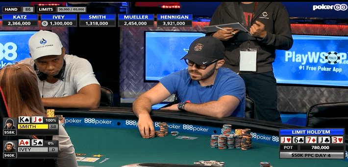 Watch the live stream from the $50,000 Poker Players Championship FOR FREE here