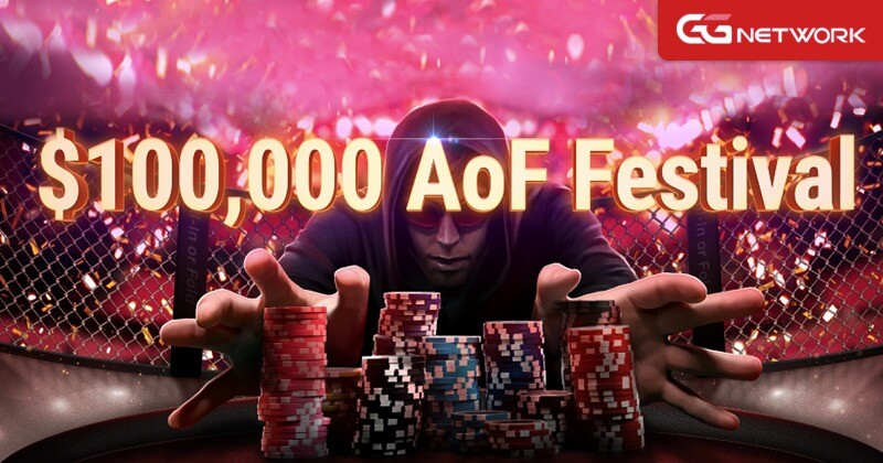$ 100,000 All in ou Fold Festival no Breakout e Bestpoker