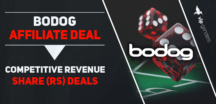 Bodog Affiliate Deal - Become a Bodog Affiliate today!