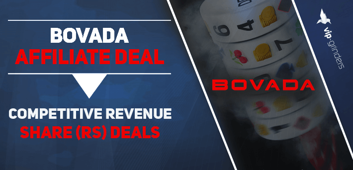 Bovada Poker Affiliate Deal - Become a Bovada Affiliate today!