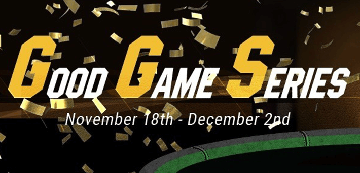 Qualify now for the $3.5 Million GTD Good Game Series at Breakout and Bestpoker