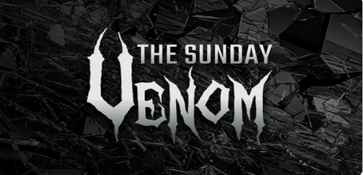 Qualify now online on the cheap for the $1,000,000 GTD Sunday Venom at ACR and BlackChip Poker
