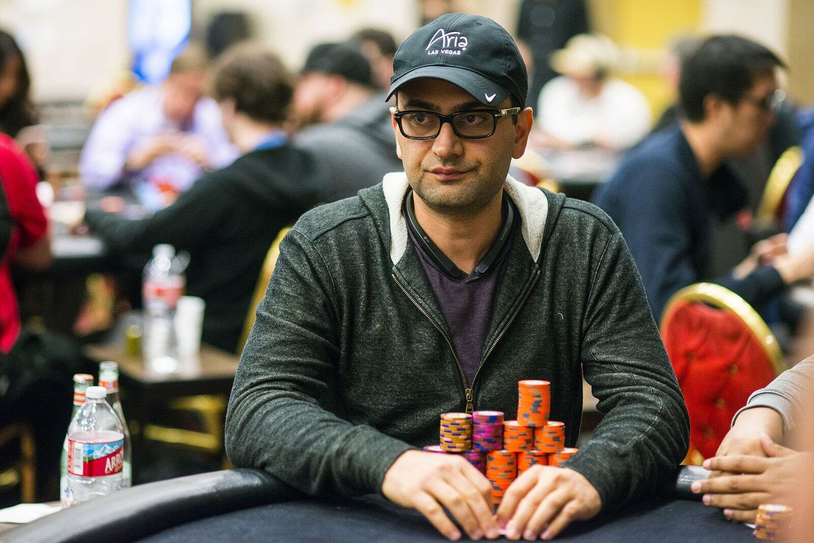 Antonio 'The Magician' Esfandiari table toilet disqualification best prop bets