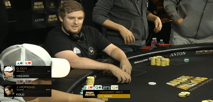 Watch the best Videos from Twitch Poker 2018
