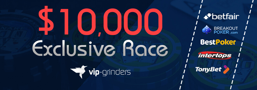 $10,000 Exclusive Race