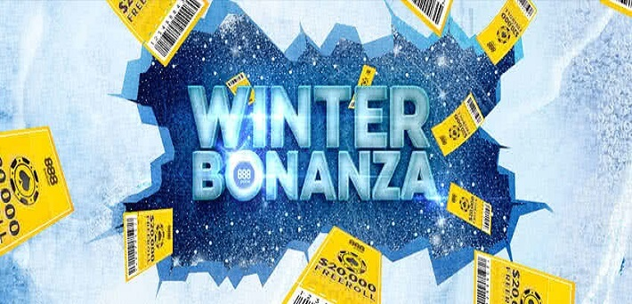 Winter Bonanza 888poker