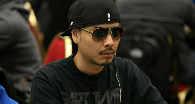 Chino Rheem PokerStars Charity