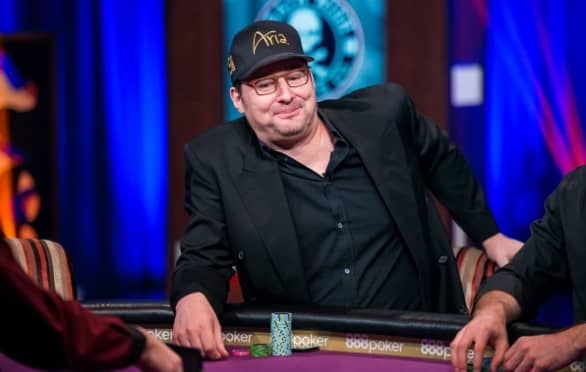Phil Hellmuth under fire for $54milllion charity boast