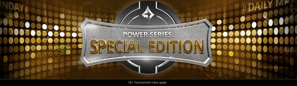Competition of the Week Partypoker Power Series
