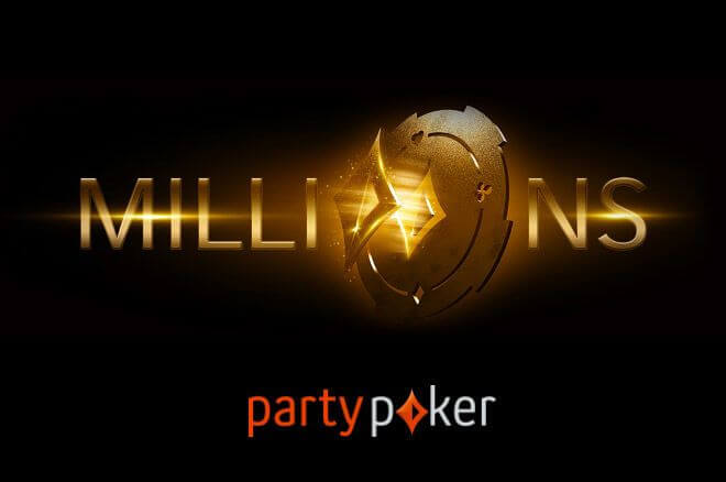 partypoker MILLIONS LIVE 2019 schedule released