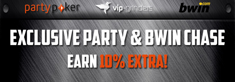 Exclusive Party & Bwin Chase September
