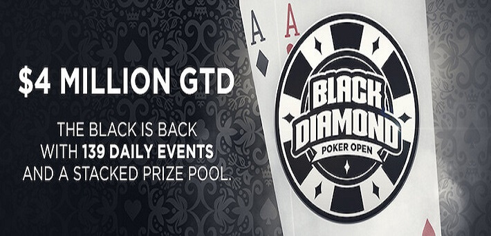 Black Diamond Poker Open 2019