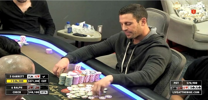 Watch the highlights of the Million Dollar Cash Game at Live at the Bike!
