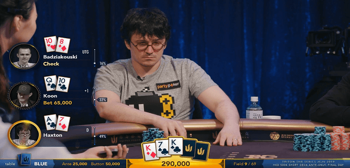 Watch the best videos from the Triton Super High Roller Series Jeju 2019