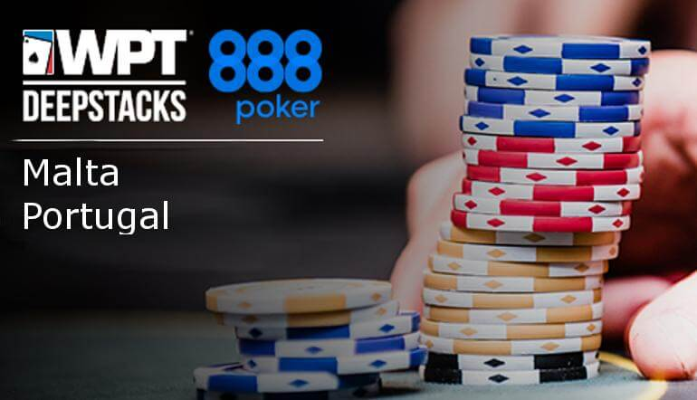 888poker partners with WPTDeepStacks for stops in Malta and Portugal