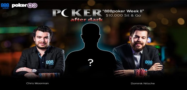 Turn a buy-in of only $1 into a $14,000 Poker After Dark Package at 888poker on April 28!