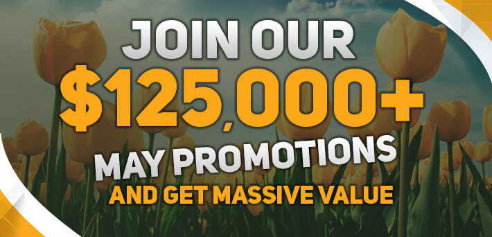 VIP-Grinders Promotions May