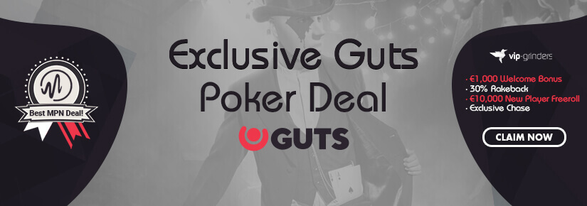 Exclusive Guts Poker Deal