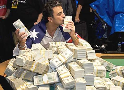Joe Hachem WSOP Main Event 2005