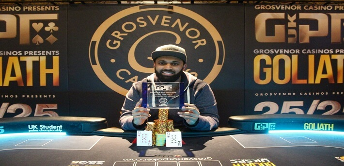Convicted tax scammer and fraudster Adam Lulat turns poker champion