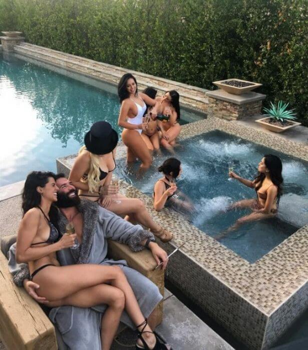 Is Daniel Jungleman Cates the new Dan Bilzerian?