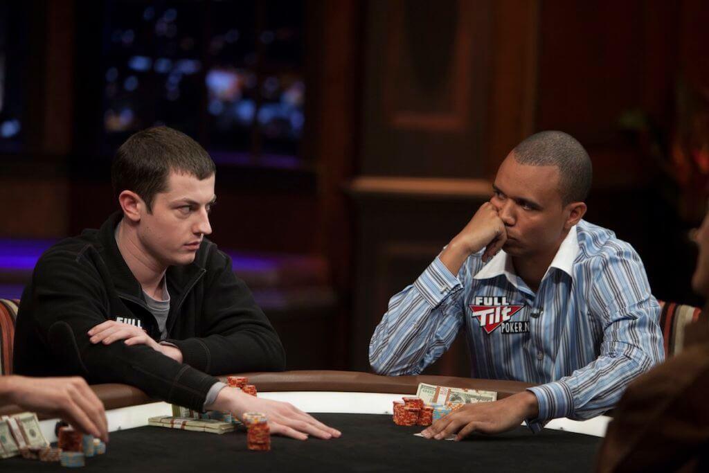 Pôquer Tom Dwan Phil Ivey