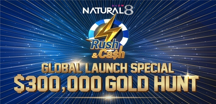GG Network celebrates global launch of Fast-Fold poker client with $300,000 Gold Hunt